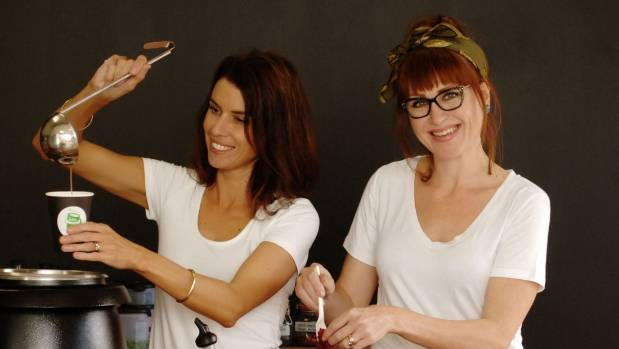 Cambridge friends and My Kitchen Rules NZ winners Neena Truscott and Belinda MacDonald have launched their pop-up ...