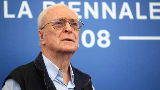 Actor Michael Caine is Britain's most prolific working actor, with 70 movies under his belt.