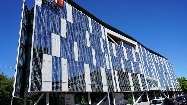 The sale of the new PwC building in Cashel St was the biggest transaction in Christchurch this year.