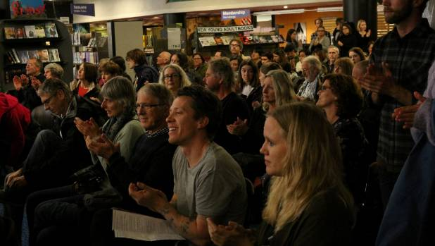 True Stories Told Live at Wellington Central Library