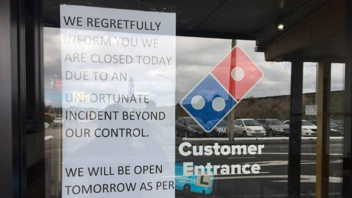 Domino's pizza delivery driver killed in Whangarei crash