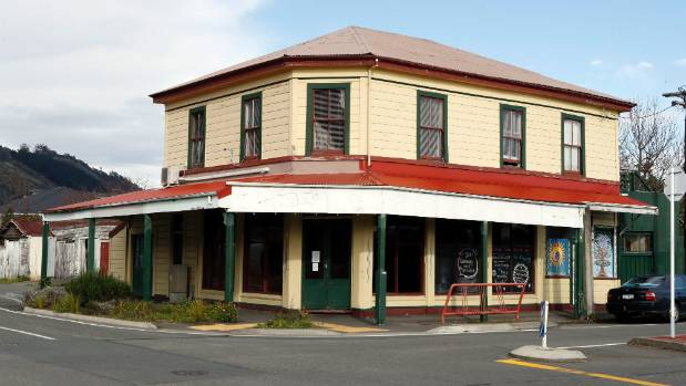The Green Grocer's heritage building will be converted to a cafe as part of a Special Housing Area proposal to turn the ...