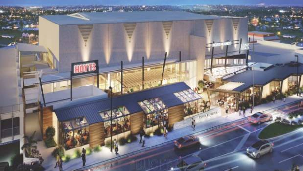 A new foodcourt and seating areas for diners will be added at the southern end of Northlands mall.