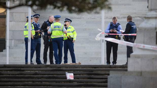 Man dies in hospital, after setting himself on fire in Parliament grounds