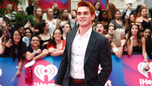 Actor KJ Apa isn't quite comfortable with his new-found stardom.