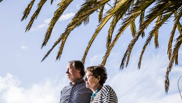 Pete and Shelley Frew say Shelley's Alzheimers diagnosis changed their lives irrevocably.