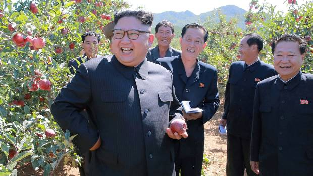 North Korean leader Kim called Trump a what? A 'dotard'