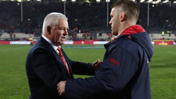 Gatland Says He 'Hated' Lions Tour & Responds To O'Brien's Comments