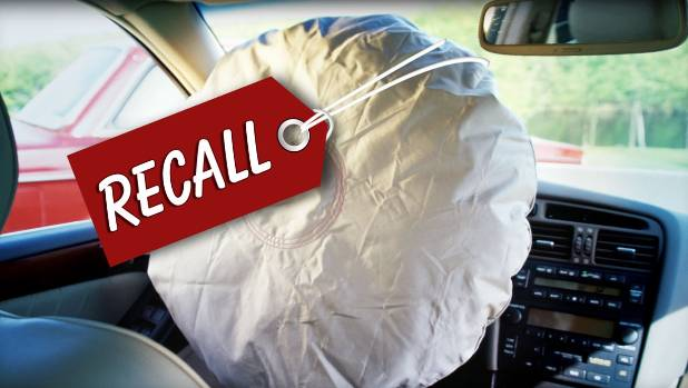 Massive Takata Recall Ordered by Australian Government
