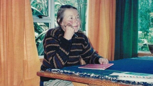 Pauliina at her home in Little River.