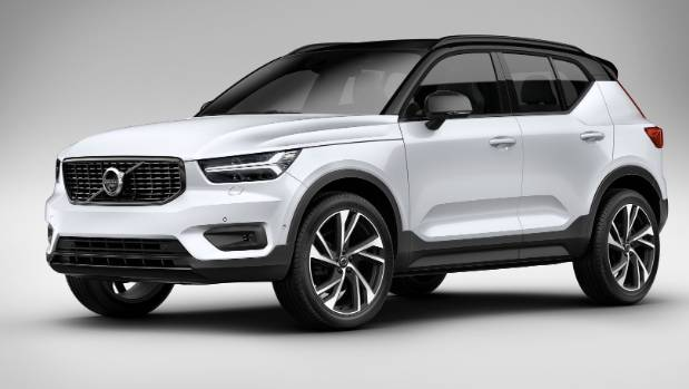 Volvo Launches Its First Ever Small Suv The Stuff Co Nz