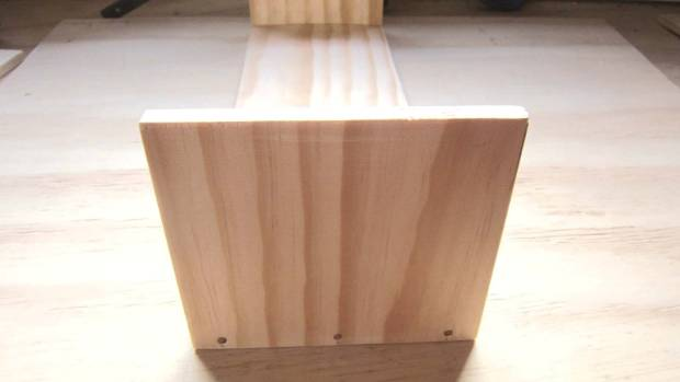 1. Measure and cut base, side panels and side bars. Pre-drill nail holes, glue and clamp sides to the base until dry. ...