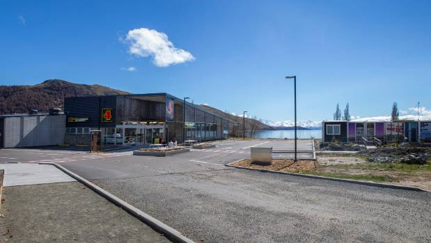 Lake Tekapo Four Square was the first business to open in June as a part of the Lakside Drive Development.