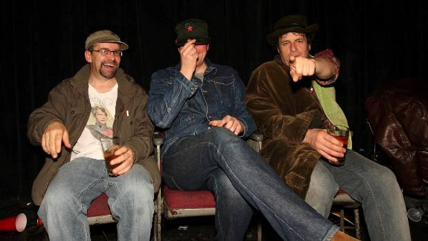 The Clean will be inducted into the NZ Hall of Fame at the Apra Silver Scrolls.