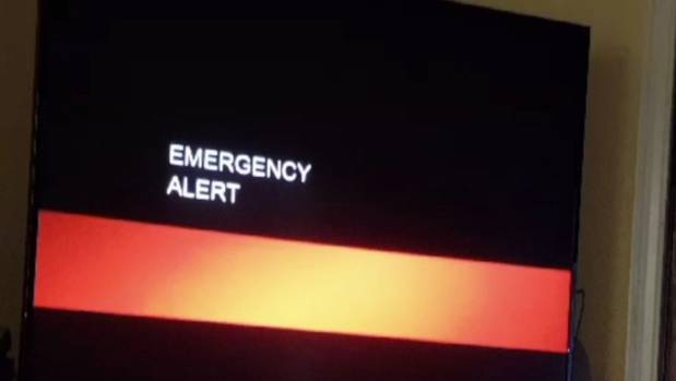 California TV viewers alarmed by apocalyptic emergency alert