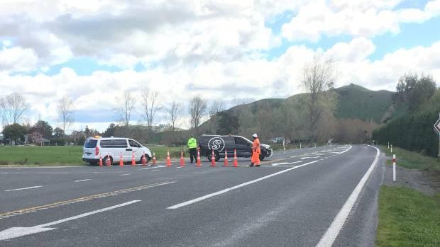 15 injured in crash north of Taupō