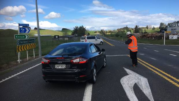 15 injured in crash north of Taupō