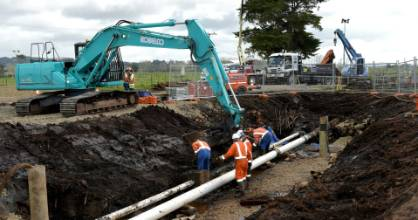 The pipeline will operate at 80 per cent until cleared for full use in the coming  months.