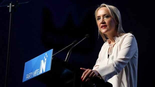 Nikki Kaye is battling it out for the Auckland Central seat during this election.