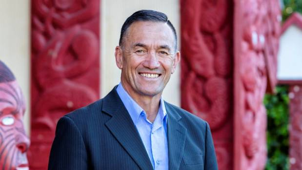 Maori Party candidate Howie Tamati