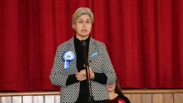 National's Whanganui candidate Harete Hipango will win the river city seat.