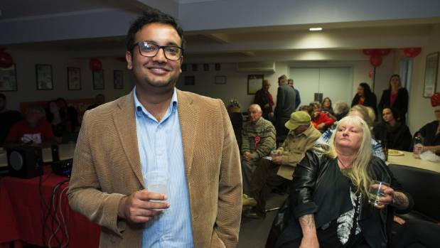 Hamilton West Labour candidate Gaurav Sharma was pleased to essentially maintain Labour's position in Hamilton West ...