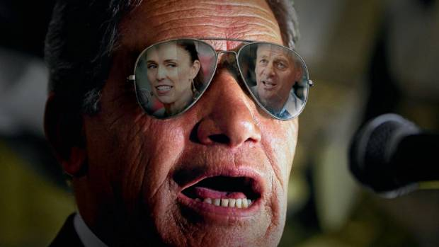 Winston Peters has stars in his eyes – but in truth, he is barely needed.