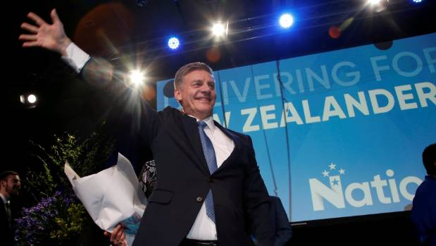 Bill English's fourth-term Government might not appeal.