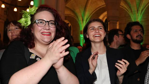 Chloe Swarbrick set to become New Zealand's youngest MP in 42 years