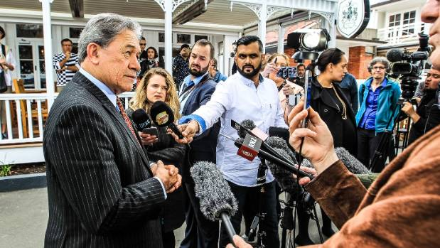 NZ First leader Winston Peters will keep his cards close to his chest during the negotiations say insiders.