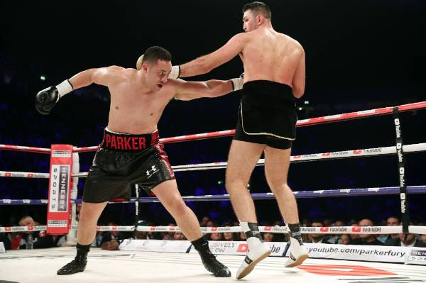 Hughie Fury camp plan legal action to overturn Joseph Parker defeat