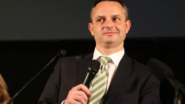 "Green Party leader James Shaw has poured water on a potential ""teal deal""."