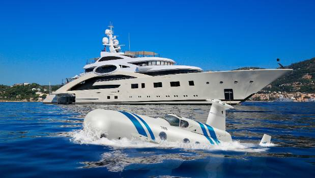 next big thing billion dollar luxury submarines designed for global