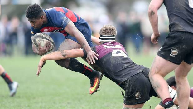 Kini Naholo, brother of All Black Waisake Naholo, scored 41 tries this year for Hastings Boys' High School and has now ...