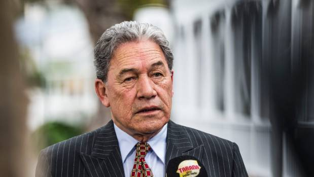 Don't dare ask Winston Peters who he's going to choose to be New Zealand's next Government. There are democratic ...