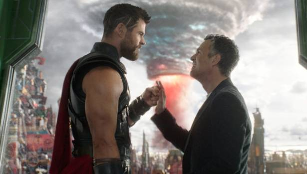 The Warriors Three Teased For Thor: Ragnarok