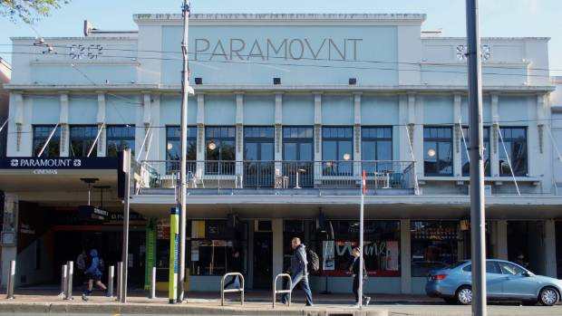 The Paramount earlier this year. It will close its doors at midday on Tuesday, after a final screening on Monday night.