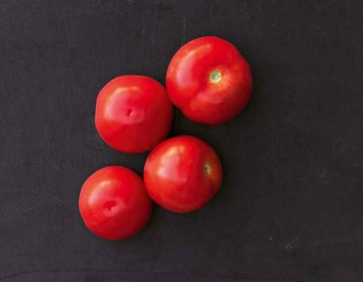 'Gardener's Delight': This open-pollinated, red cherry tomato took 21 weeks from seed to harvest and had both the ...