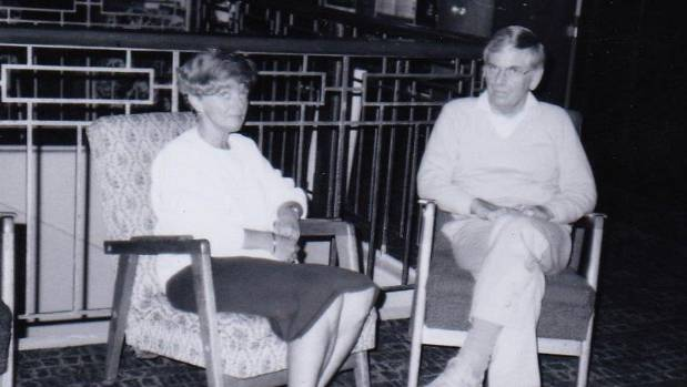 Carol and Merv Kisby took over the Paramount in May 1967.