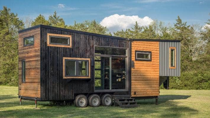 When Is A Tiny House Something More Stuff Co Nz