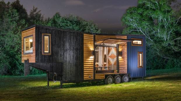 When Is A Tiny House Something More Stuffconz