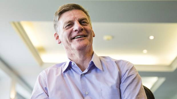 National leader Bill English is not taking anything for granted. He points out National still retains a 10-seat ...