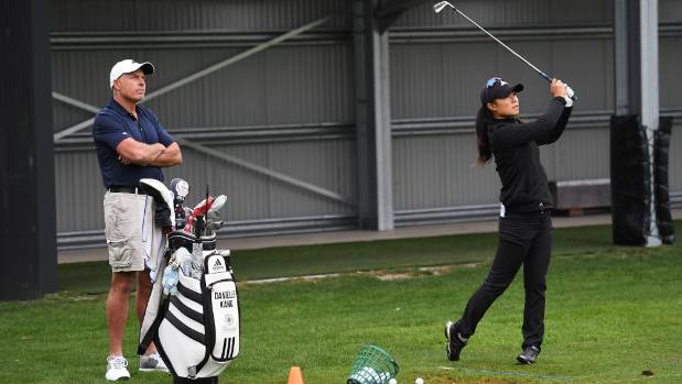 Early NZ Women's Open leaders satisfied to capitalise on calm morning conditions