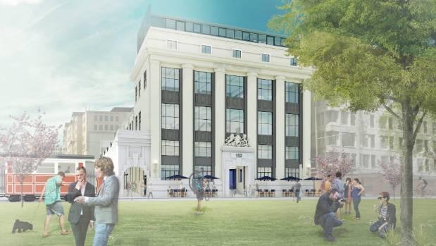 Christchurch City Council Building Consent