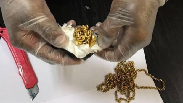 Image result for SRI LANKA MAN GOLD IN BUTT
