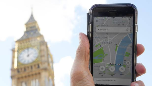 Uber has appealed TfL's decision not to renew its London licence