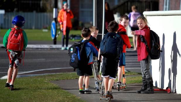 A number of Taranaki principals are stepping down.