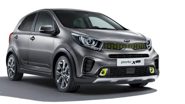 Forthcoming Picanto X-Line, with a hi-tech 1.0-litre turbo engine. Worth waiting for? We think so.
