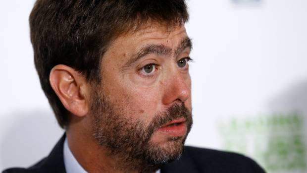 Juventus President Andrea Agnelli Banned for One Year Over Ticket Selling Scandal