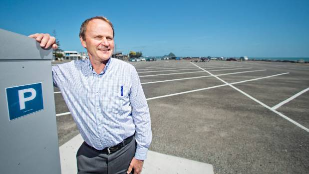 Port Taranaki ceo Guy Roper forecasted stable future after challenging year.